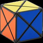 Dino Cube - Black Body