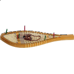 Cribbage Board - Snowshoe