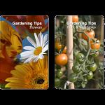 Playing Cards - Gardening Tips