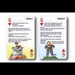 Playing Cards - Jokes