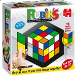Rubik's: Double Side Challenge Jigsaw Puzzle