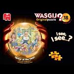 Wasgij Original #18: Uproar at the Vets!