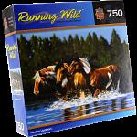 Running Wild - Heading Upstream