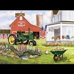 John Deere - Springtime Garden