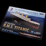 R.M.S. Titanic - 3D Jigsaw Puzzle