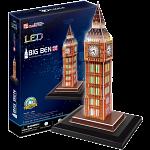 Big Ben - LED Lit - 3D Jigsaw Puzzle