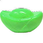 Chinese Yuanbao Cube - Green