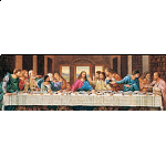 The Last Supper - Panorama