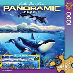 Artist Panoramic - The Blue World