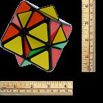 Starlike Skewb Cube - Black Body