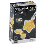 3D Crystal Puzzle Mini - Star
