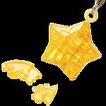 3D Crystal Puzzle Mini - Star