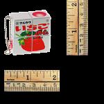 2x2x1 Rotational  Keychain Puzzle - Ichigo