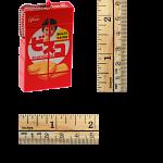 5x1x2 Rotational  Keychain Puzzle - Bisco