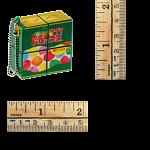 2x2x1 Rotational  Keychain Puzzle - Sakuma