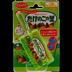 5x1x2 Rotational  Keychain Puzzle - Takenoko
