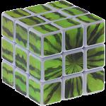 3x3x3 - Watermelon - White Body
