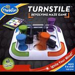 Turnstile: Revolving Maze Game
