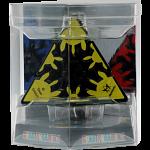 Gear Pyraminx - Black Body (Same as Gear Pyraminx II)