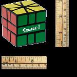 Calvin's Puzzles - Square 1 - Black Body