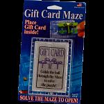 Gift Card Maze - Clear