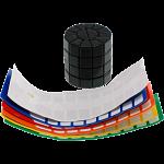 Super Square - 1- Column - DIY - MF8 - Black Body