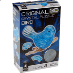 3D Crystal Puzzle - Bird