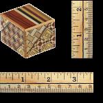 Mame 12 Step Natural Wood and Koyosegi