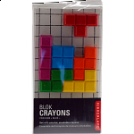 Puzzle Blocks Crayons