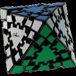 Oskar's Gear Octahedron  - Black Body