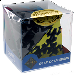Timur Gear Corner Turning Octahedron - Black Body