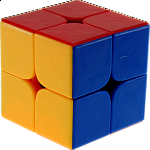 2x2x2 I - Stickerless for Speed Cubing (50x50mm)