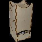 Mini Dice Tower - Birch