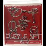 Wire Puzzle Set #2 - Group of 4 - Hanayama
