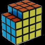 3x3x5 L-Cube with Evgeniy logo - Black Body