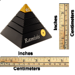 Ramisis: GII - Black with Gold Capstone