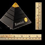 Ramisis: GII - Black with Gold Capstone