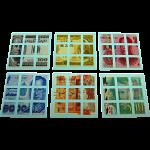3x3x3 Money Note Stickers Set