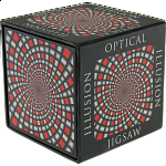 Optical Illusion Jigsaw 8