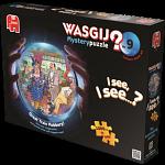 Wasgij Mystery #9: Great Train Robbery
