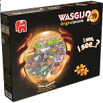 Wasgij Original #19: Cone-gestion
