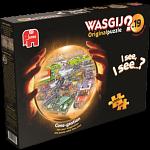 Wasgij Original #19: Cone-gestion