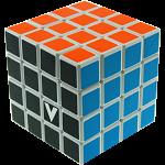 V-CUBE 4 Flat (4x4x4): White
