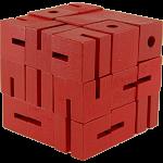 Flexi Cube - Set of 4 Puzzles