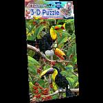 3D Toucans
