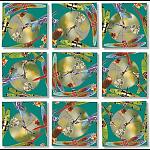Scramble Squares - Dragonflies