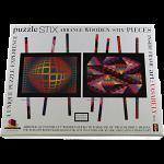 Puzzle Stix - Vasarely