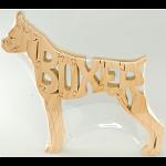 Boxer Dog - Wooden Jigsaw