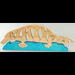 Platypus - Wooden Jigsaw