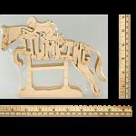 Horse Jumping - Wooden Jigsaw